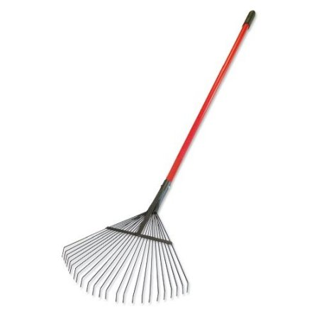 Wire Lawn/Leaf Rake - 24 inch- Made in America