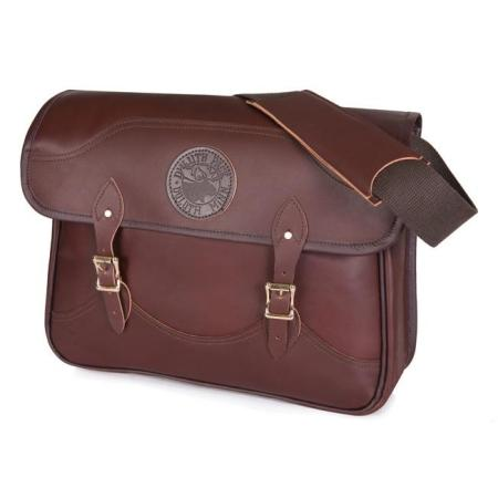 Duluth Leather Book Bag Made in USA