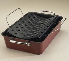 Nordic Ware Fold Up Roasting Rack Made in USA