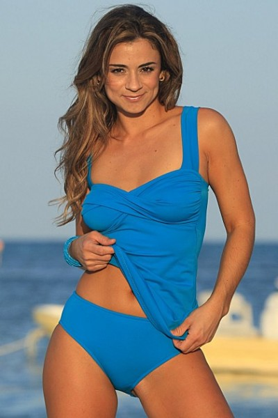 Classic Twist Tankini Made in America