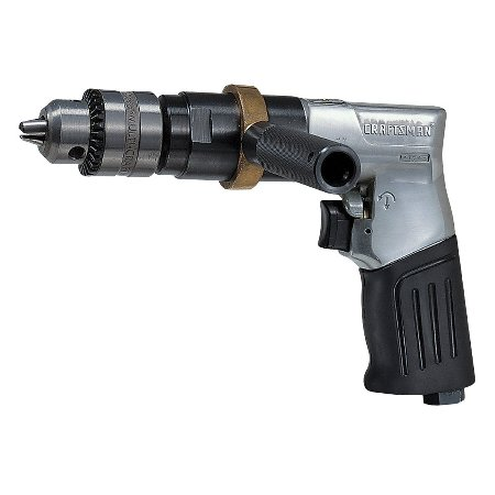 Craftsman 1/2-Inch Air Drill American Made