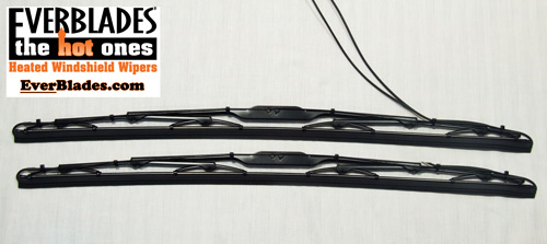 Universal Heated Windshield Wipers - 56HC Series