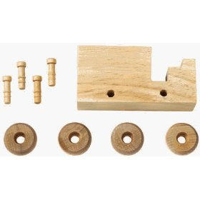 Maple Landmark Made By Me Kits - 6 Pk - Tractor - American Made