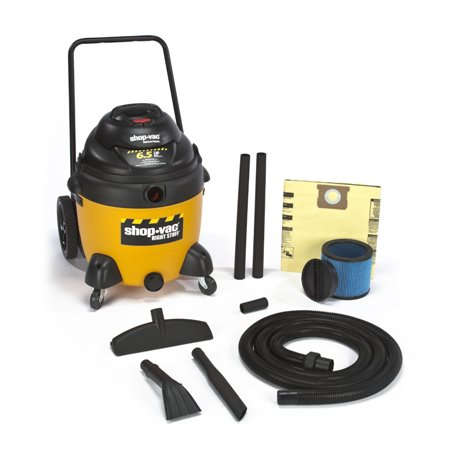Shop-Vac 18gallon 6.5hp wet dry vac with cart