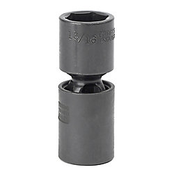 "CRAFTSMAN USA 13/16"" Impact Swivel Socket 6pt Inch 1/2"