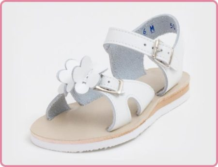 Children's Open Toe Sandal Made in USA