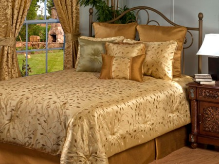 Victor Mills Ashmore Comforter Set Made in USA