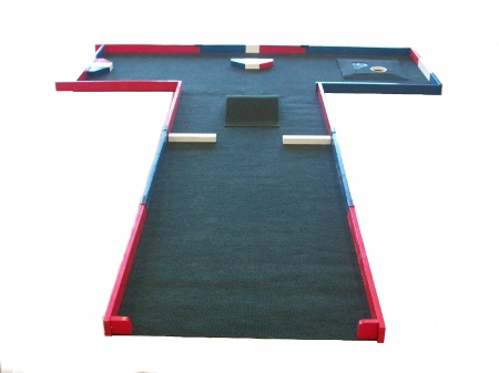 Create-A-Putt Original American Made Miniature Golf Game
