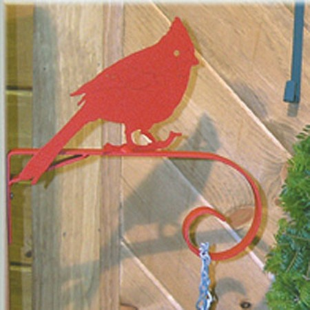 Country North Cardinal Short Scroll Bracket