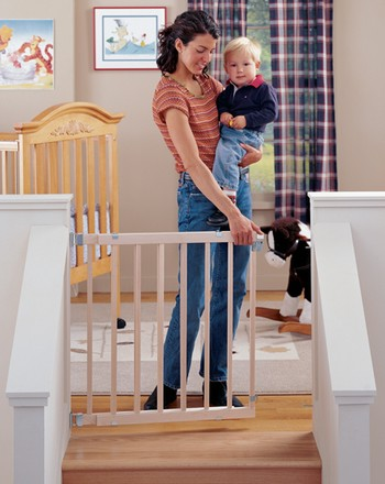 Stairway Swing Gate Made in USA