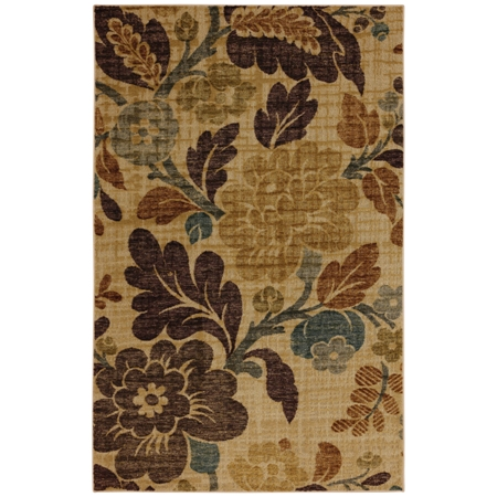 Mohawk Home Select Linen Figi Area Rug Made in America