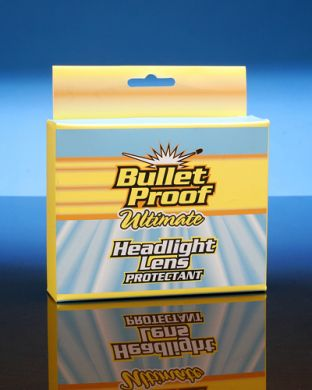 BulletProof Headlight Lens Protectant  Made in USA
