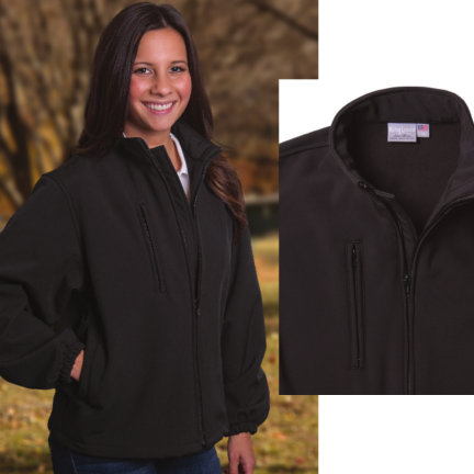 Ladies Challenger Soft Shell Jacket - Darby - Made in America