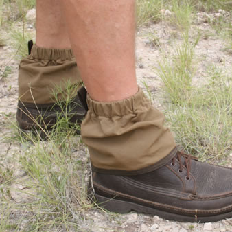 Safari Gaiters Made in USA