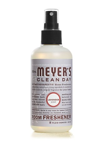 Mrs. Meyers Clean Room Freshener, Lavender, 8 oz