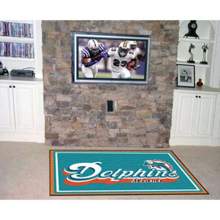 Fanmats  NFL 5'x8' Rugs American Made