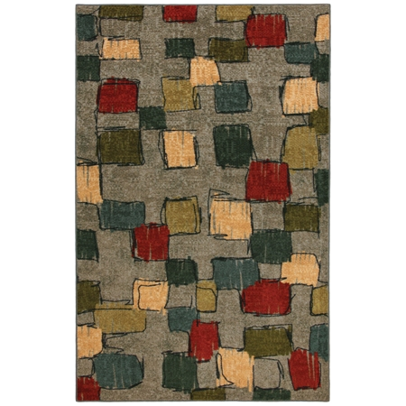 Mohawk Home Select Strata Night Vision Area Rug Made in America
