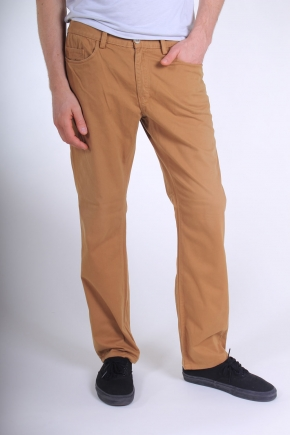 Brushed Twill Prime Pants Made in USA by Alex Maine