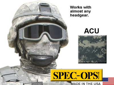 Spec Ops Brand Recon Wrap Headgear Made in USA