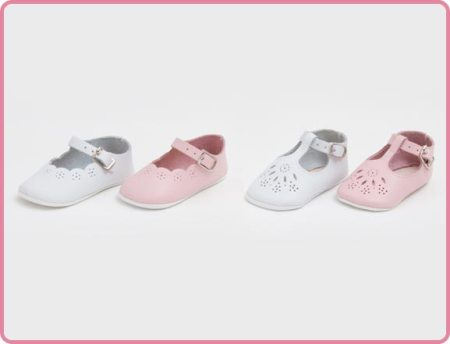 Baby Shoes Made in USA