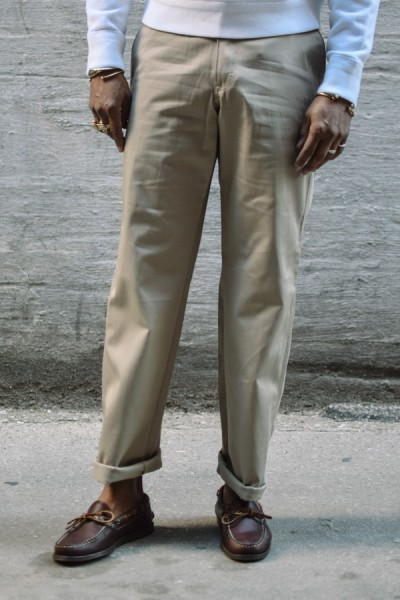 Military Style Chino Pants Made in USA