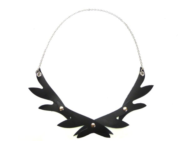 Leather Necklace American Made
