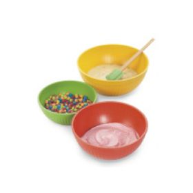 3-Piece Prep & Serve Mixing Bowl Set American Made