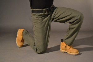 Canvas Work Pant With Knee Pad Pockets  American Made