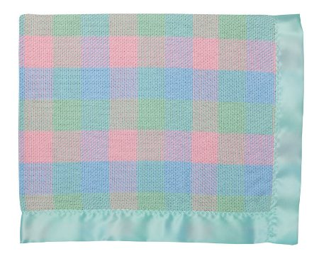 Twill Baby Blankets Made in America