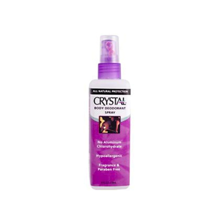 Crystal Body Deodorant Spray - Aluminum Free