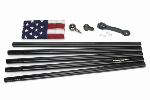American Made Flag Pole Set