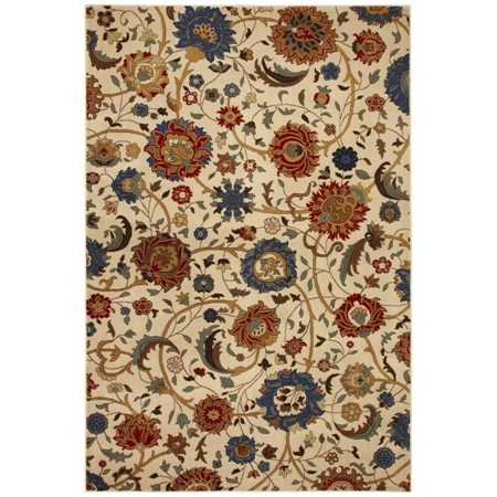 Mohawk Versailles Whispering Vines Area Rug - Made in USA