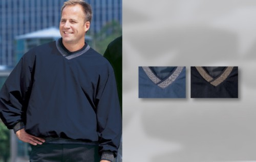 Men's Microfibre Windshirt - Fairview - Made in USA