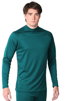 "Microtech Fitted Long Sleeve Performance Shirt - American Made - <FONT FACE=""Times New Roman"" SIZE=""+1"" COLOR=""#FF0000""> On Sale Now! </font>-"