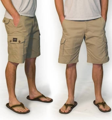 American Made Cargo Shorts