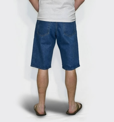 5 Pocket Regular Shorts Made in USA