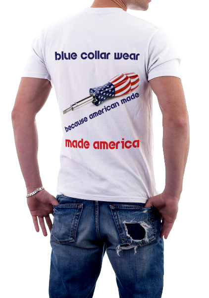 American Made Made in America Tee Shirt