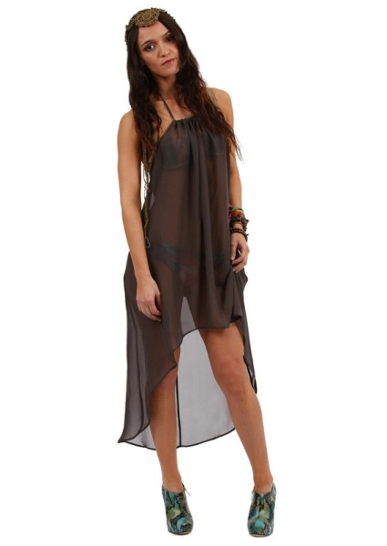 Halter Dress Coverup Made in America