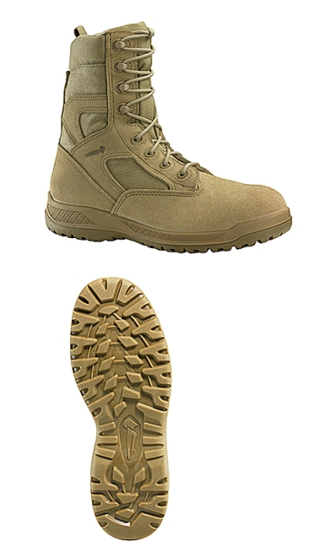 310 - Hot Weather American Made Tactical Boot Made by Belleville - ARMY Compliant