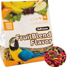 Zupreem Fruit Blend Flavor - Large Parrot - 12 LB - American Made