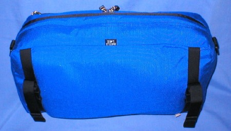 Canoe Seat Bag - American Made by Battle Lake Outdoors