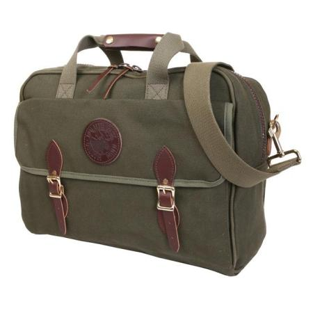 Duluth Pack Classic Carry-On - Canvas Luggage Made in USA