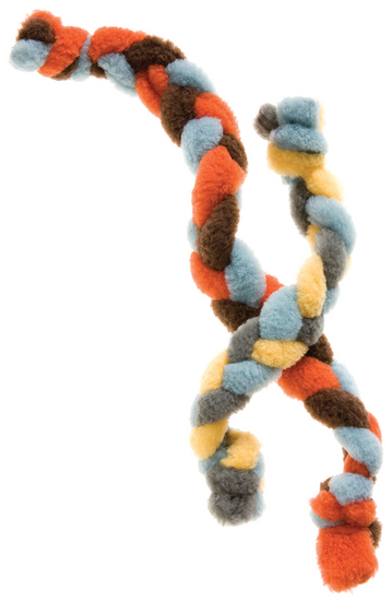 Twist Dog Toy Made in USA