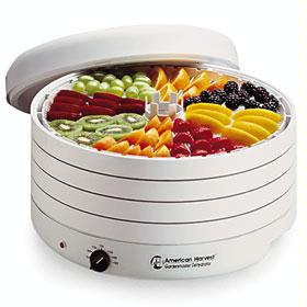 Nesco American Harvest FD-1010 Gardenmaster Food Dehydrator - Made in USA