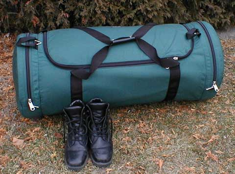 Deluxe Cargo Duffle Bag Made in USA