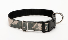 Military Dog Collar Made in USA