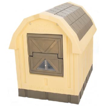 Insulated Dog House Dog Palace Made in USA
