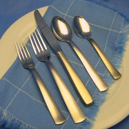 Satin America Flatware Made in USA