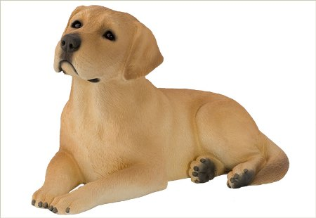 Labrador Retriever Pet Urn / Sculpture Made in USA