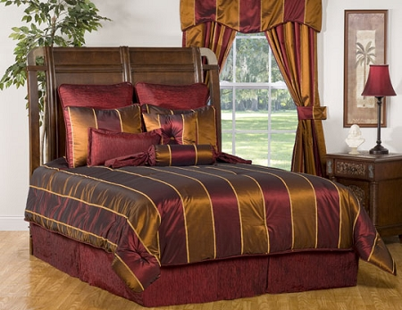Victor Mills Gramercy Comforter Set Made in USA